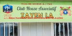 Club house de Zayen'la à Richeval